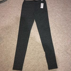 NWT Gray Leggings